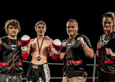 Mandurah Muay Thai Fighters and Boxing