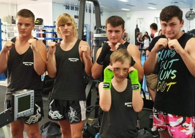 Mandurah Muay Thai Kickboxing Training